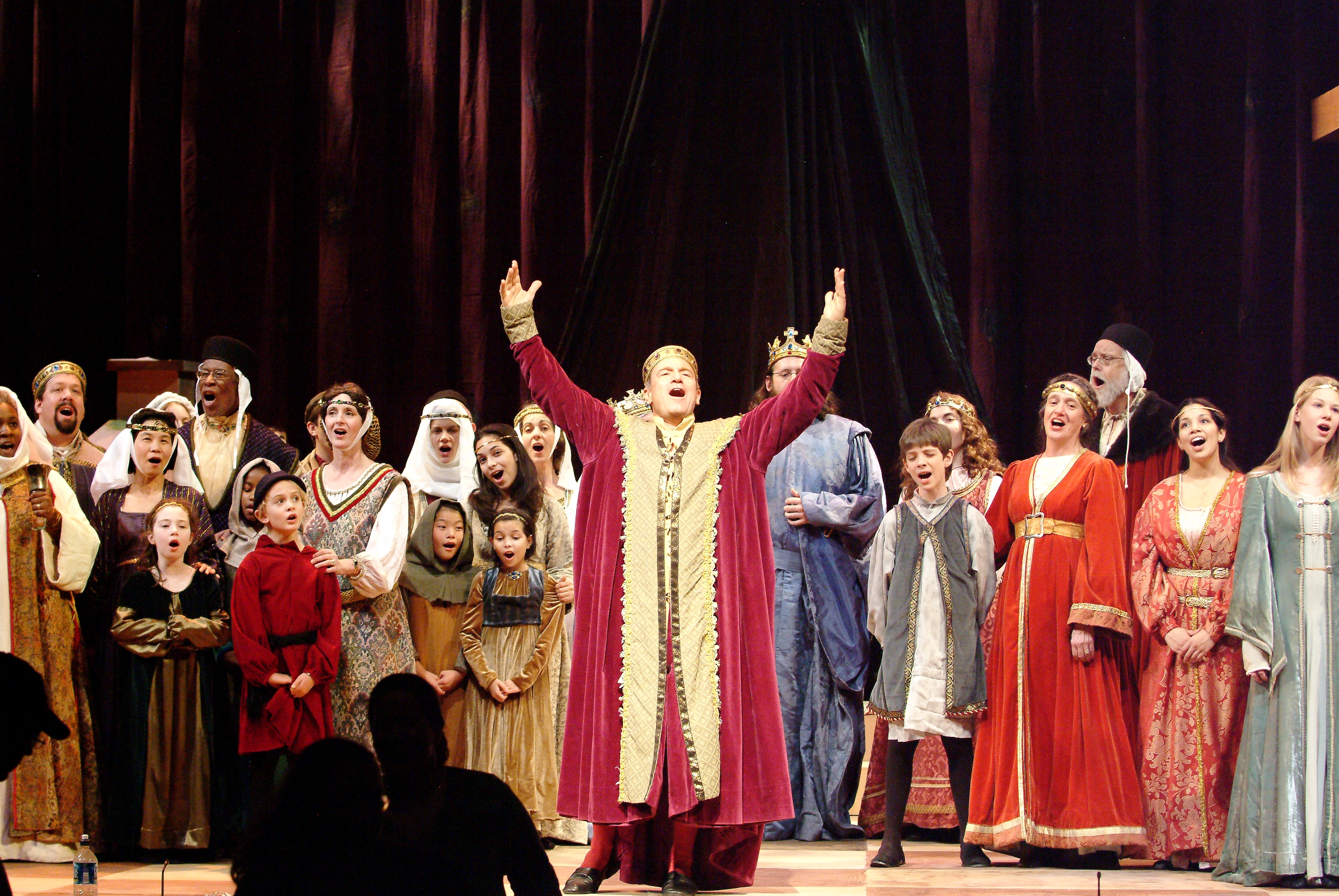 photos from the thomas hardy revels - The Christmas Revels