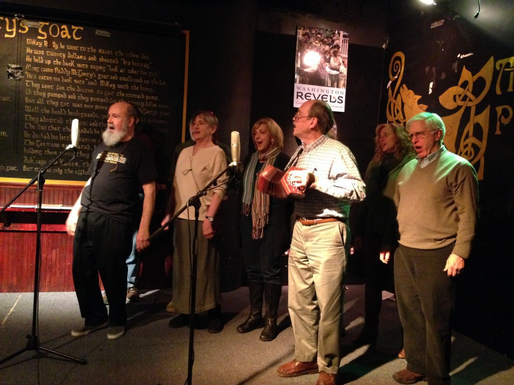 Maritime Voices at the Pub Sing