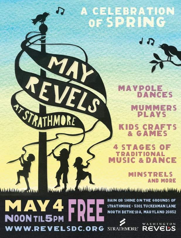 May Revels Strathmore