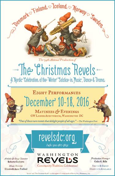 Nordic Christmas Revels Poster