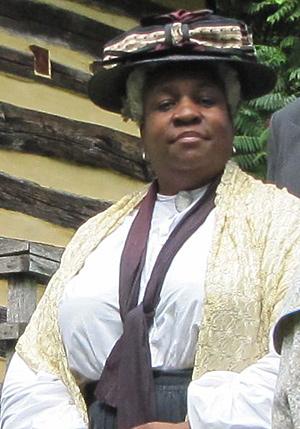 Harriet Howard (Andrea Jones Blackford)
