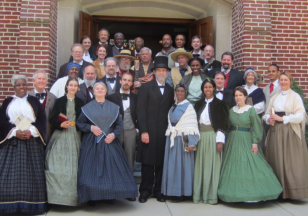 Heritage Voices Group Photo