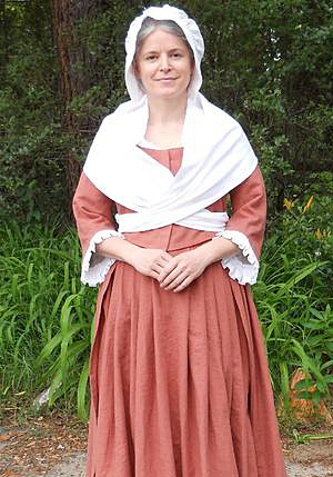 Johanna Plummer (Hilary Kacser)