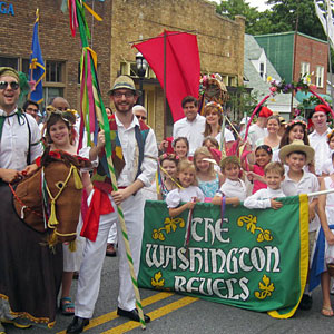 Washington Revels Parade