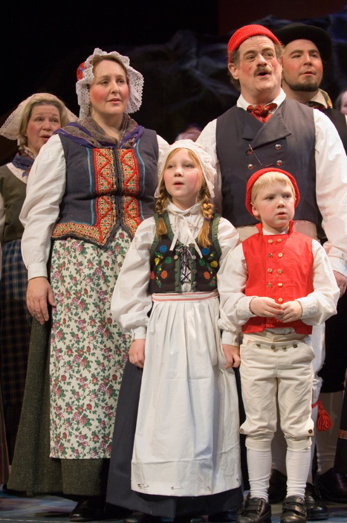 Swedish family (2005 Christmas Revels)