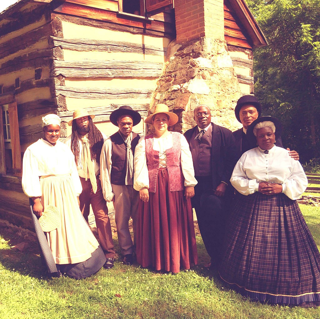 Jubilee Voices at Oakley Cabin