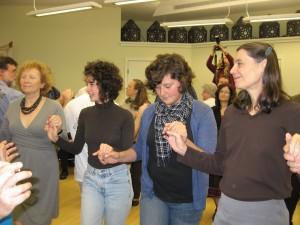 Balkan Dancing