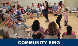 Washington Revels Community Sing