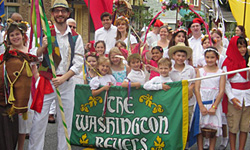 Washington Revels Parade photo