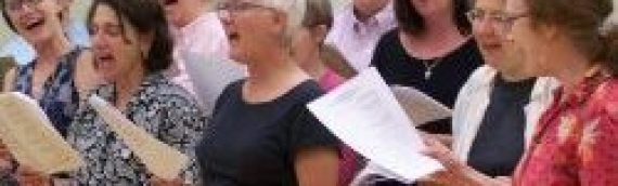 October 21 – Revel in Song! A Monthly Community Sing