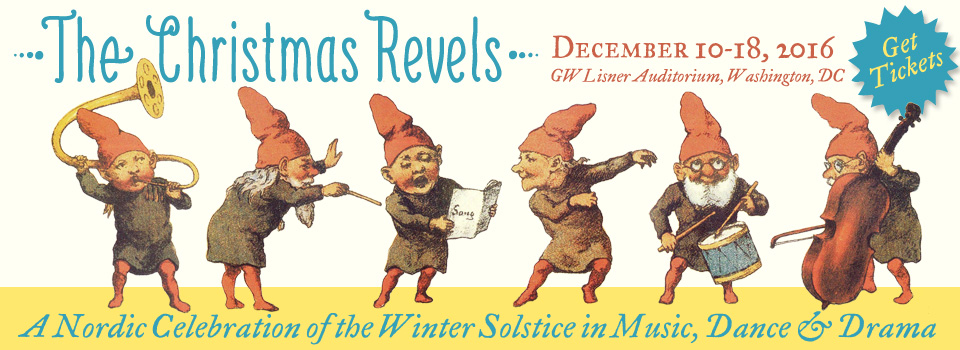 Get Tickets for The Christmas Revels
