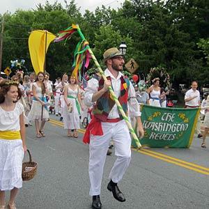 Washington Revels Parade