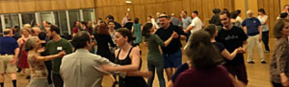 August 9 – Silver Spring Contra Dance