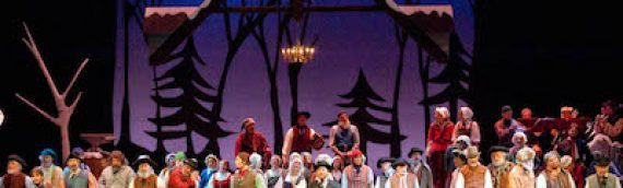 Meet The Christmas Revels Chorus (Part 1)