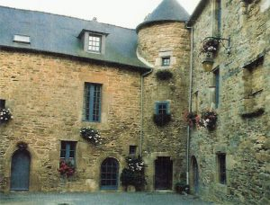 Manor House Vacation in Brittany, France