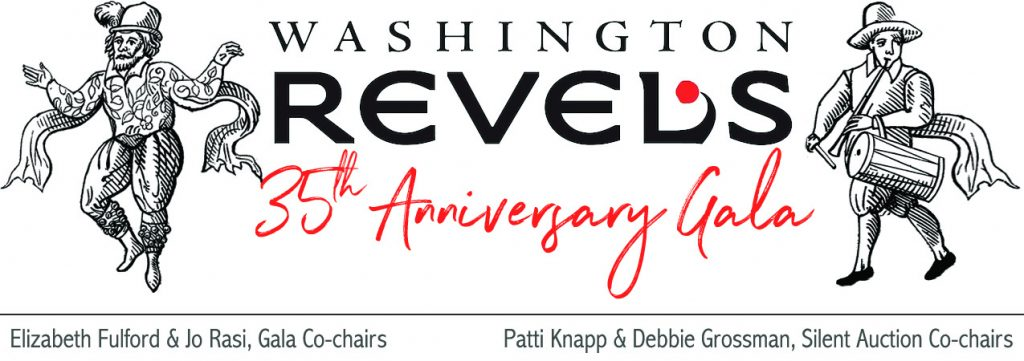 Washington Revels 35th Anniversary Gala