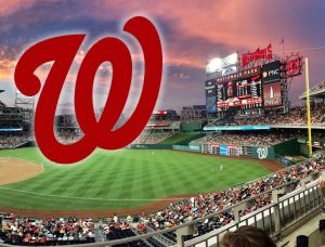 """""""Play Ball!"""" Nationals Gameday VIP Package"""