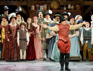 Appear Onstage in the 2018 Christmas Revels