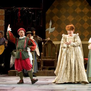 spend a festive holiday evening with the queen elizabeth the first that is the year is 1599 england is swept up in a flowering of music and drama - Maryland Christmas Show