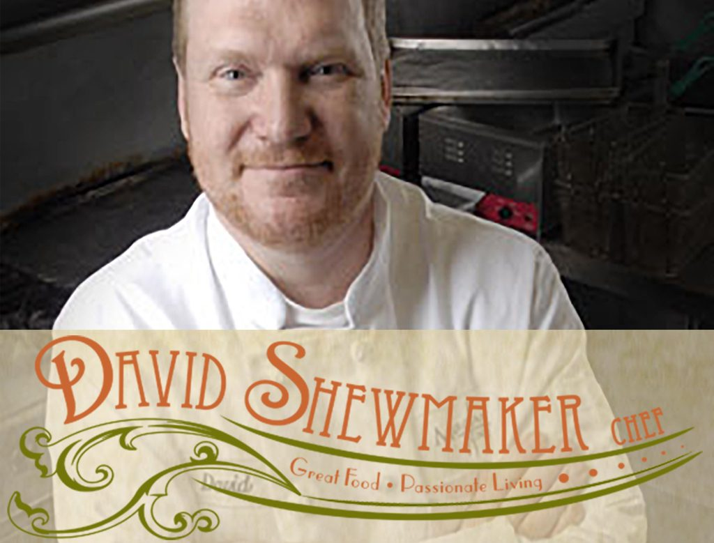 David Shewmaker, chef