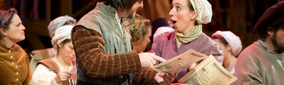 May 18 & 19 – Christmas Revels Adult Auditions