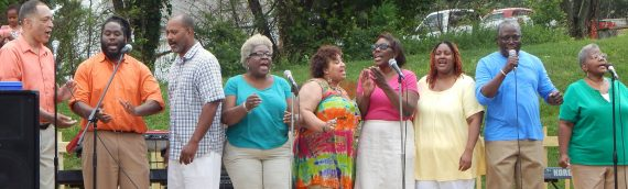 July 14 – Jubilee Voices at Voices of History Street Fair