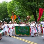 We'll Take That to Go: Parades, Processions and Connecting with the Broader Community