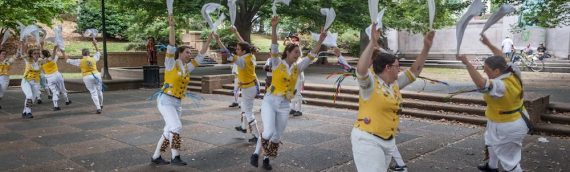 Guest Artist Interview: Rock Creek Morris