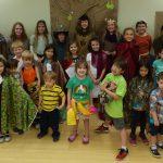 Raising Kids in the Revels World: Birthdays, Rhythms and Spring