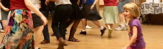September 12 – Silver Spring Dance