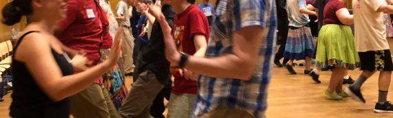 January 9 – Contra Dance