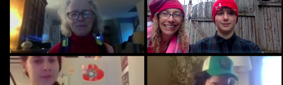 May 21 – Virtual Community Sing