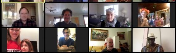 News Release – Creating Virtual Revels