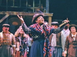 Photo from African-American Revels