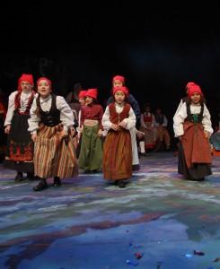 Tomte children (2005 Christmas Revels)