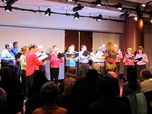 Gallery Voices at Happenings at the Harman
