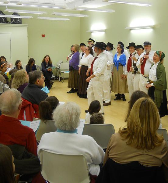 Maritime Voices House Concert