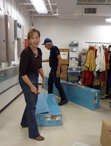 Volunteering at Revels