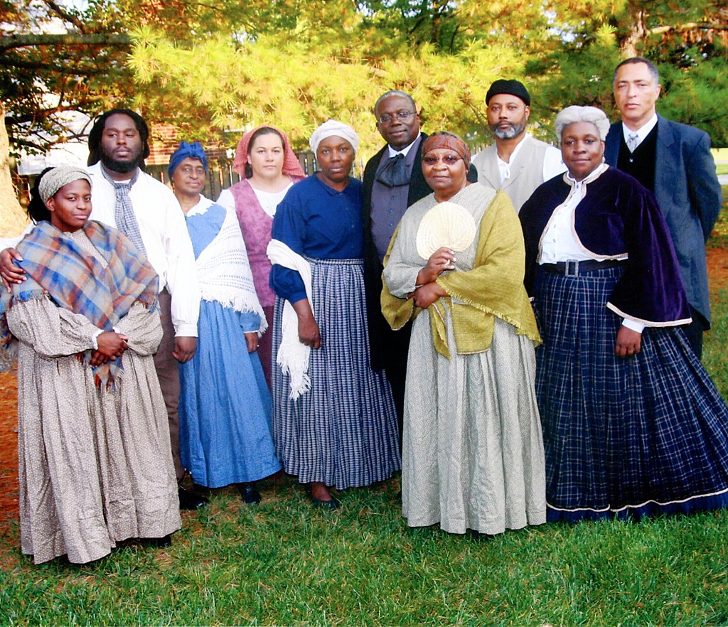 Jubilee Voices at the Surratt House