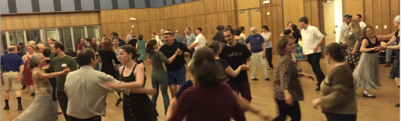 March 8 – Silver Spring Contra Dance