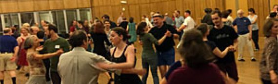 January 10 – Silver Spring Contra Dance