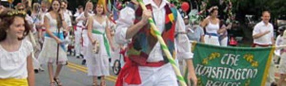 July 4 — 128th Takoma Park Parade