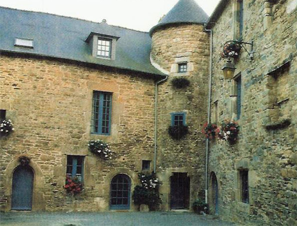 House in Brittany