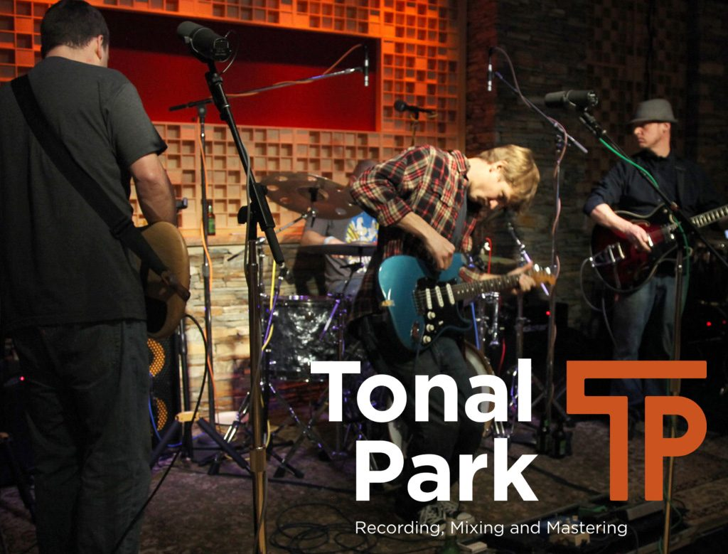 Tonal Park Recording Session