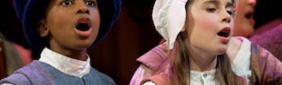 September 7-9 – Christmas Revels Children's Auditions