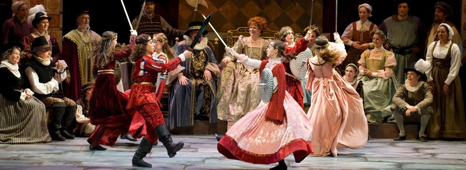 Elizabethan dancers (2007)