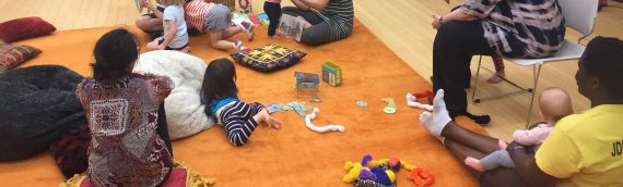 October 1 – Revels Play Space