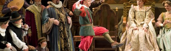 The Christmas Revels Journey, Part 1