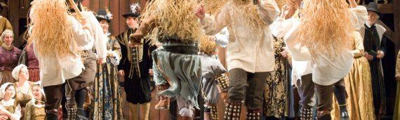 Caper Like a Wild Morisco: Morris Dancing and Revels