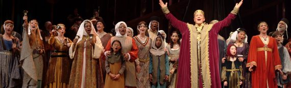 May 17 & 18 – Christmas Revels Adult Auditions